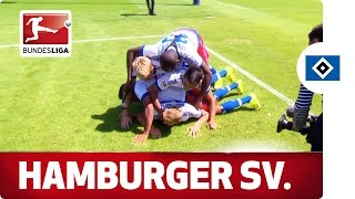 High Spirits Despite an Extra Shift for Holtby! - Hamburger SV - Behind The Scenes