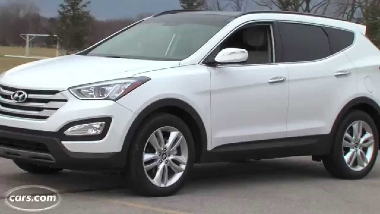 2015 hyundai santa fe sport review youtube. Black Bedroom Furniture Sets. Home Design Ideas