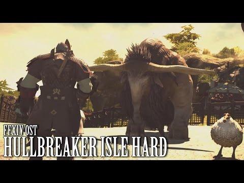 FFXIV OST Hullbreaker Isle Hard Theme ( Holy Consult )