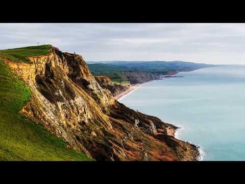 West Bay To Eype Beach Walk In Dorset (England)