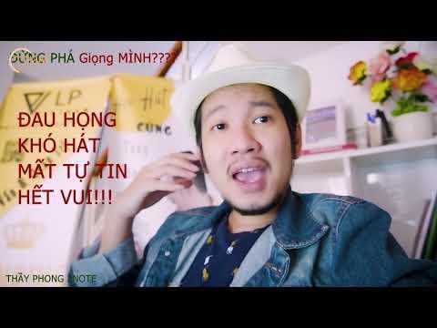 Chia sẻ kinh nghiệm HỌC THANH NHẠC sao cho ĐÚNG ?? | GV: Thầy Phong 2Note