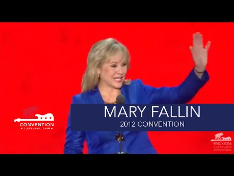 The Potential for America is Limitless | Governor Mary Fallin | 2012 Republican National Convention