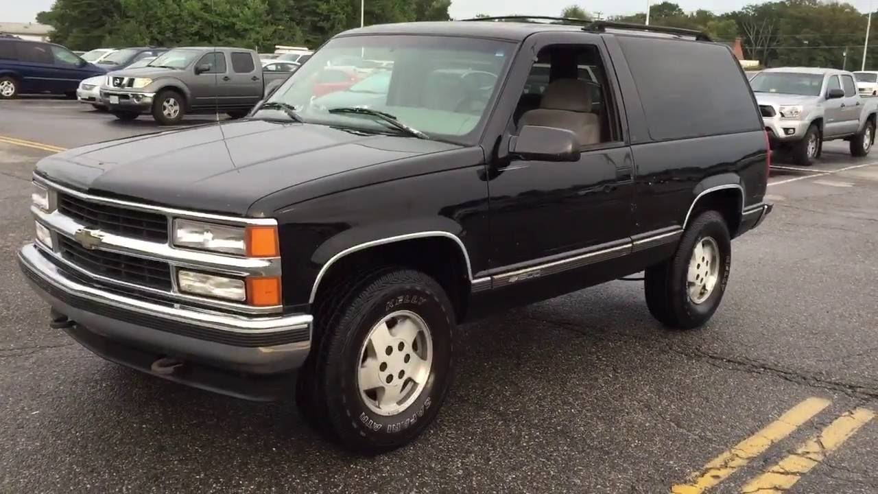 1995 chevrolet tahoe engine 5.7l v8
