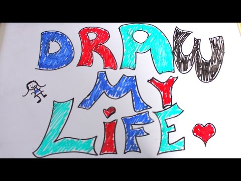 DRAW MY LIFE! | SAFFRON BARKER from YouTube · Duration:  6 minutes 22 seconds