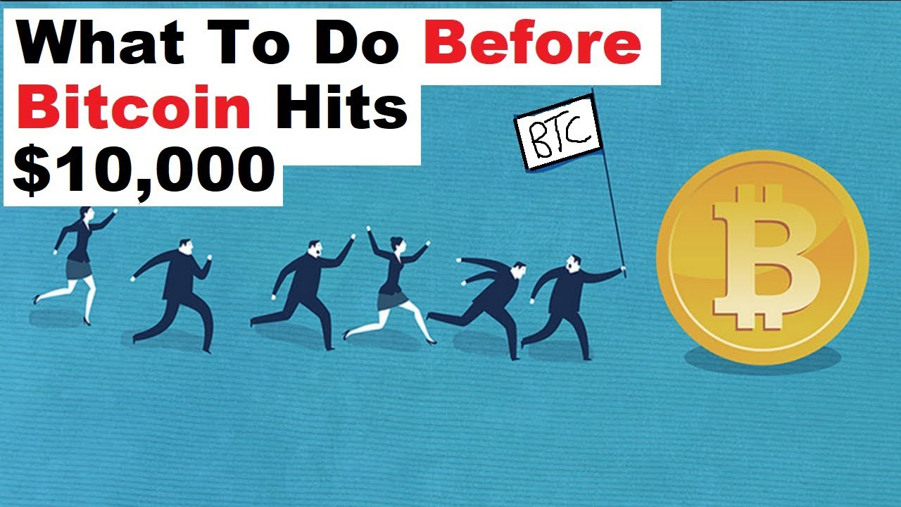 Why Bitcoin 10,000 is Now Unstoppable