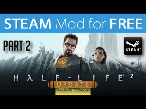 (Better Graphics) Half-Life 2: Update Live Stream A Second Time
