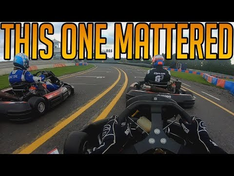 Some Rather Important Kart Races