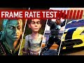 Witcher 2/Crackdown/Forza Horizon/Fable - Xbox One X Frame Rate Test