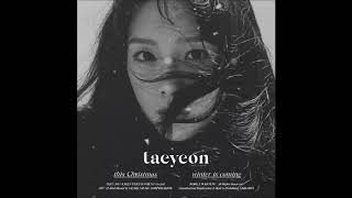 Taeyeon - This Christmas (Instrumental)