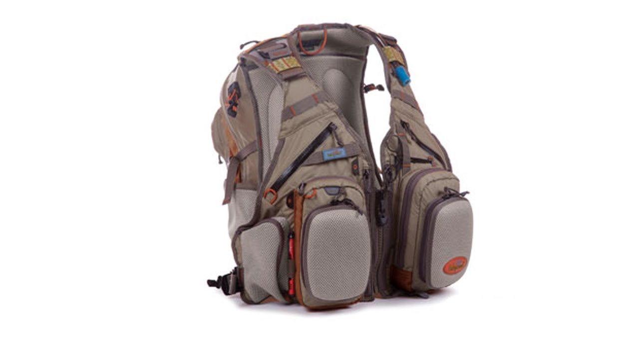 Fishpond Wildhorse Fly Fishing Vest Tech Pack Youtube