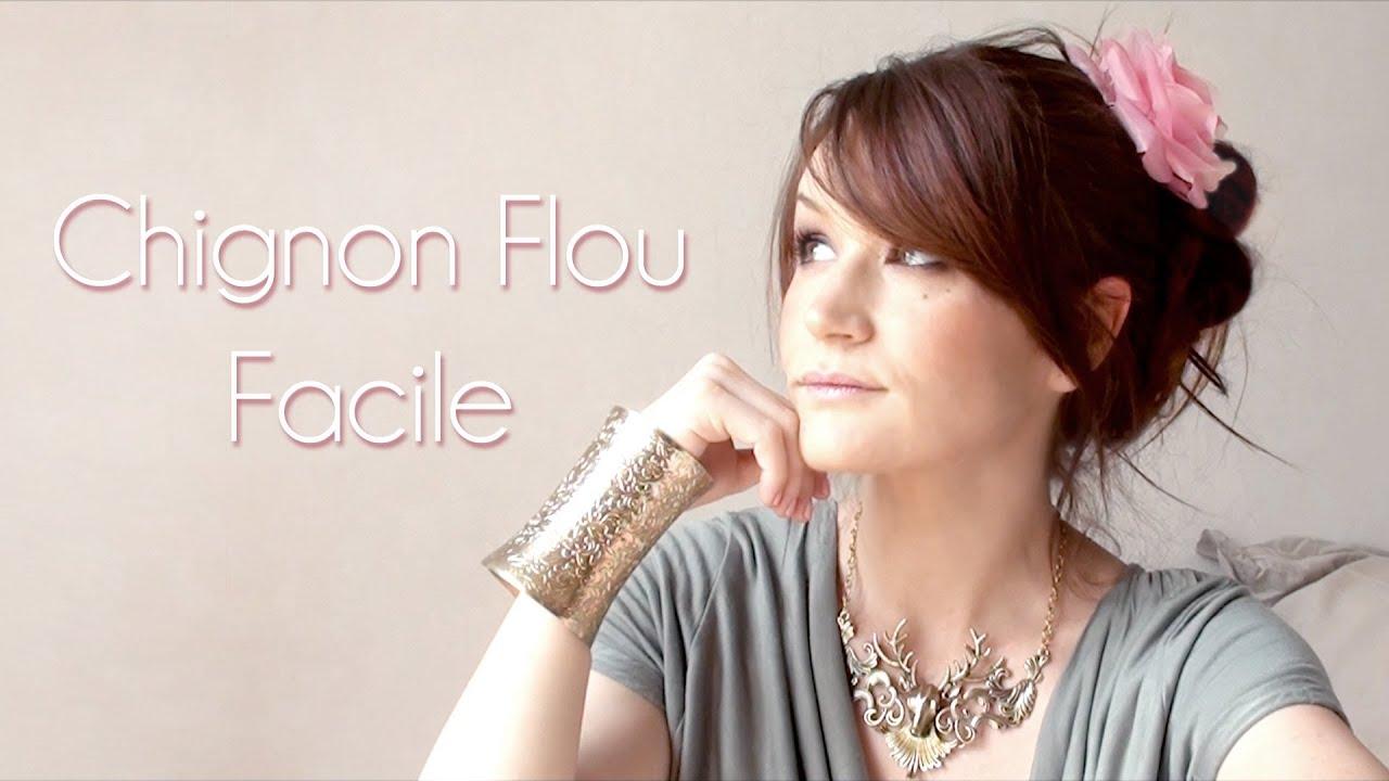 chignon flou facile 3 m thodes 5 rendus youtube. Black Bedroom Furniture Sets. Home Design Ideas