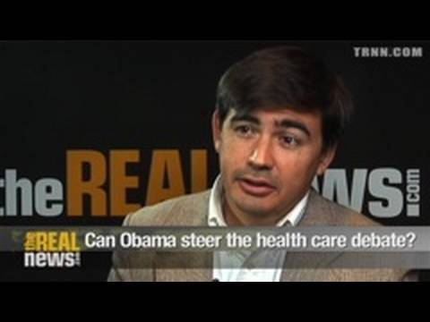 Can Obama steer the health care debate?