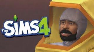 Sims 4 Mermaid Life AL KALINE vs AREA 51