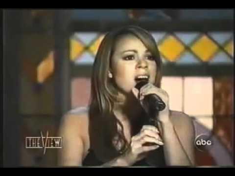 Mariah Carey- I Still Believe (Live) 1998
