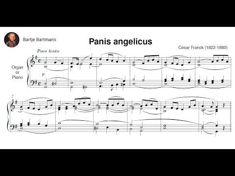 Cesar Franck - Panis Angelicus {Beniamino Gigli}