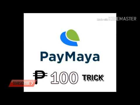 #Freeload PAY MAYA TRICK 2019😱 (FREE 100 LOAD)