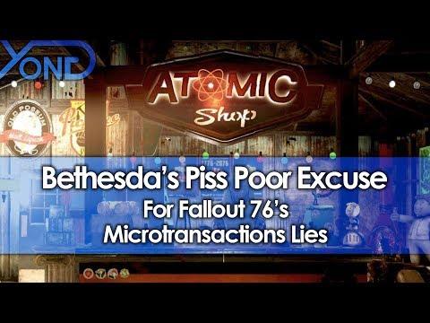 Bethesda's Piss Poor