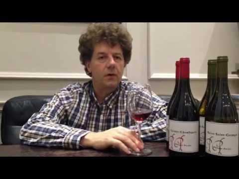 WINE SOURCE presents Philippe Pacalet, French Winemaker