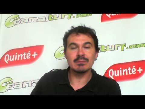 emission video des courses turf pmu du Vendredi 24 juillet 2015