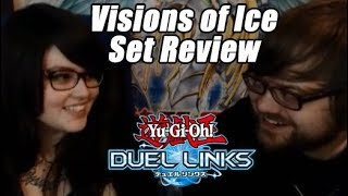 Visions of Ice Billy Brake and Jackie Bernal Set Review Yu-Gi-Oh! Duel Links!