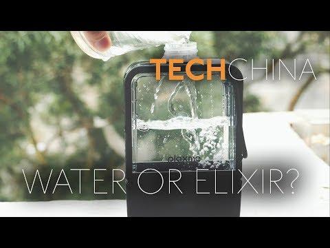 Water or Elixir (Hydrogen Water Maker)