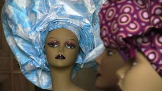 Wrapped In Love Headwrap Party - Video #01