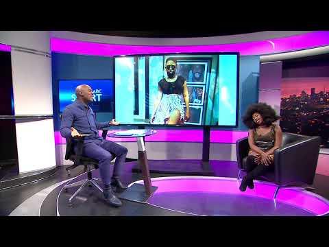 Thomas Mlambo interviews singer Gigi Lamayne