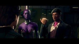 gangsta's in Space Trailer - Saints Row the Third DLC