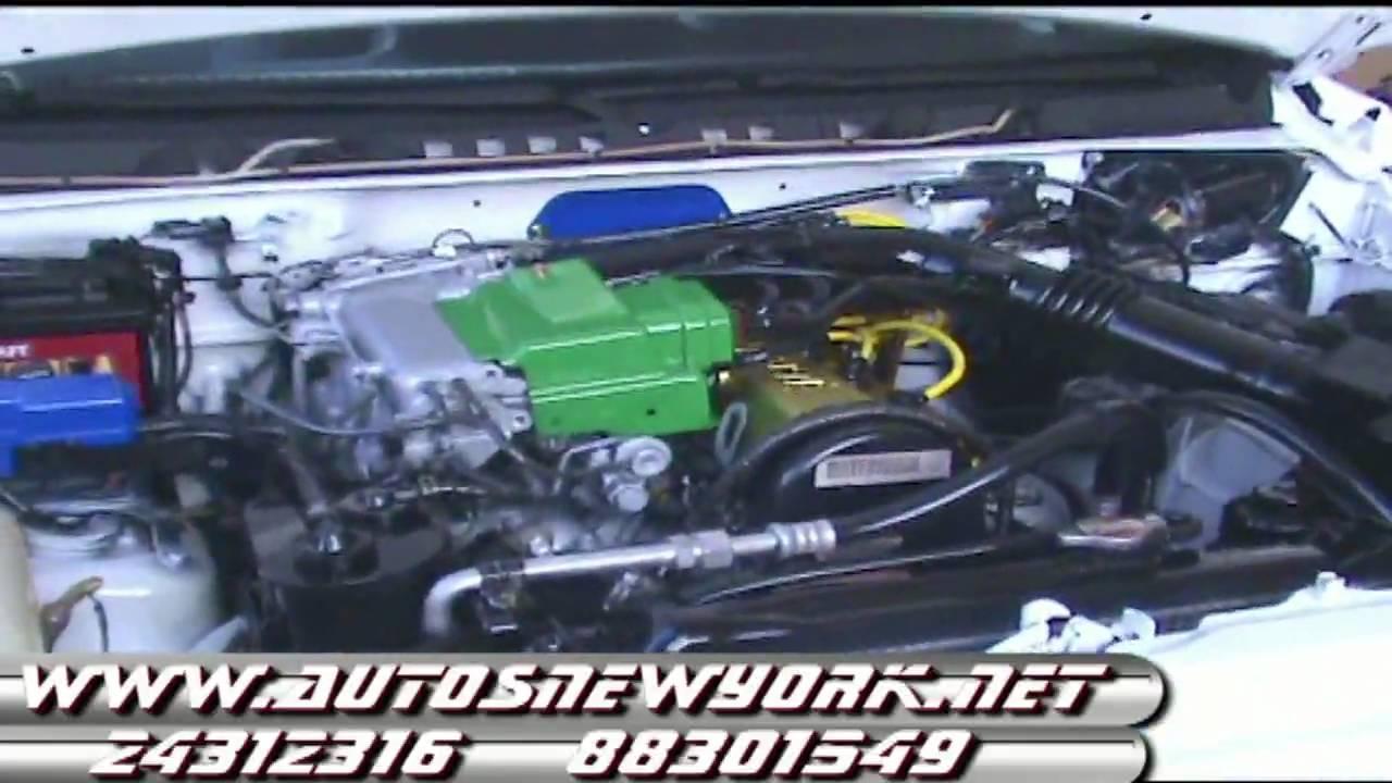 Suzuki Sidekick Engine