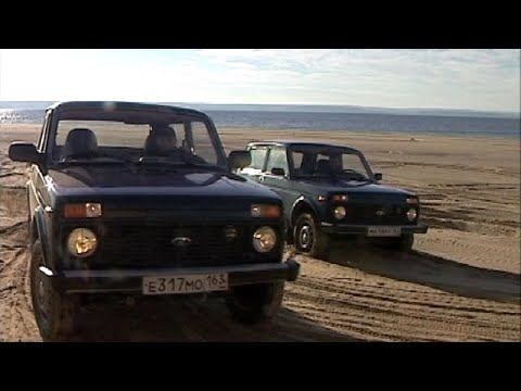 a drive test of the lada niva 4x4 39 m 39 english version. Black Bedroom Furniture Sets. Home Design Ideas