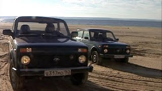 A Drive Test of the LADA NIVA 4x4 'M'. English version