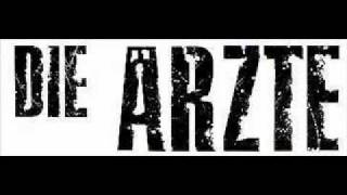Die Ärzte - Monsterparty (with lyrics)