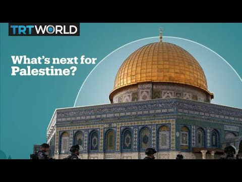 Abbas, Palestine and a two-state solution
