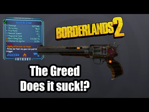 Borderlands 2: Greed - Does it suck!?
