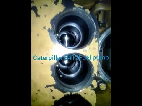 Caterpillar 3412 Fuel Pump