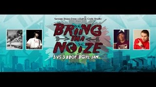 4   Popping   Johnny Qwest Vs  Miguel   Bring Tha Noize