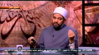 بالفيديو.. «مدير الفتوى»: حج 'المجنون' صحيح وبشروط
