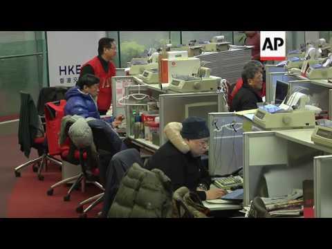 Hang Seng down 1.8% as Asian markets fall