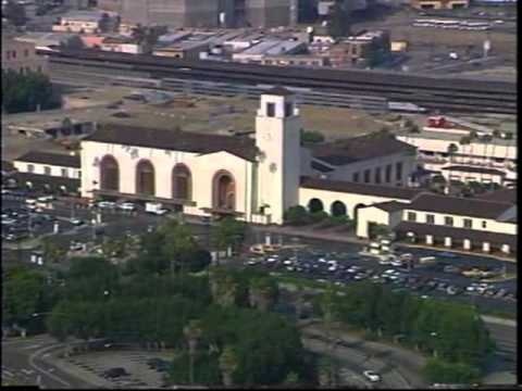 "(1939-1992) ""Clips of Union Station, Los Angeles"""