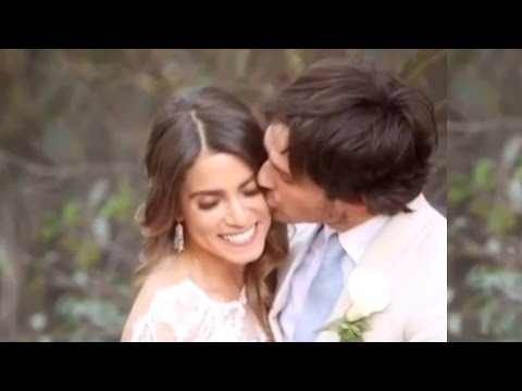 Ian Somerhalder & Nikki Reed Wedding VIDEO!