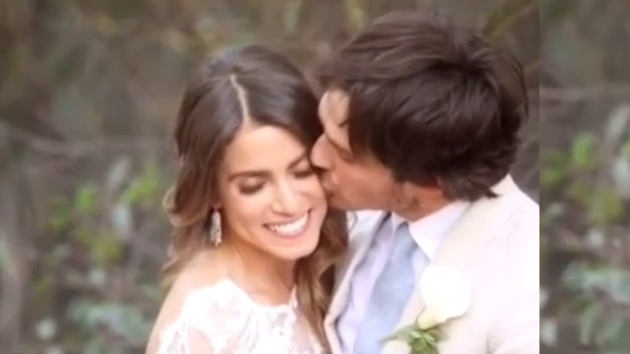 Ian somerhalder nikki reed wedding video youtube junglespirit Images