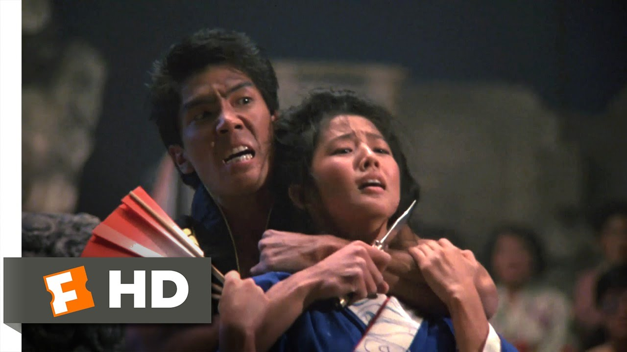 The Karate Kid Part II - Daniel vs. Chozen Scene (9/10) | Movieclips
