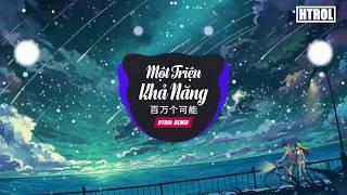 Download Một Triệu Khả Năng ( Htrol Remix ) - Nhạc Tik Tok gây nghiện 2019  - Christine Welch Mp3