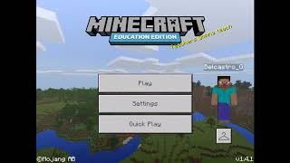 How To Create A Server On Minecraft Education Edition Edu Large