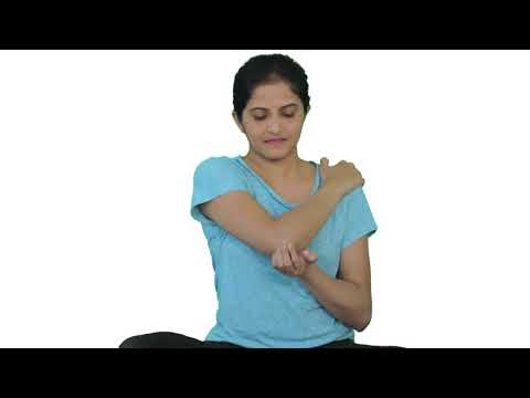 Forearm Pain? Hand Pain? - Fix It At Home! Step 1 : Anconeus  Self Release And Massage