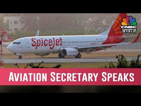 Aviation Secretary Speaks On DGCA Banning All Boeing 737 MAX Aircraft
