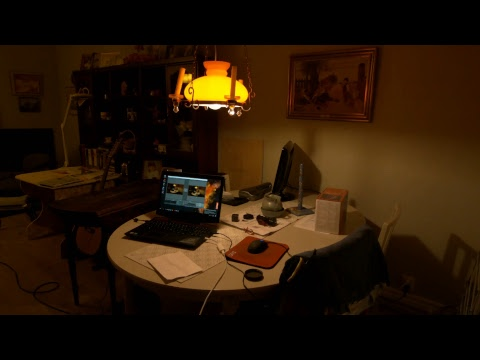 BMCC Livestream test thunderbolt to Lenovo y720 with OBS