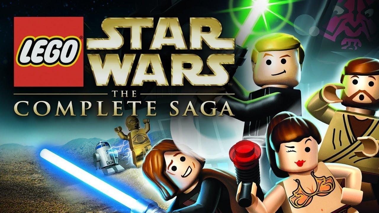 lego star wars the complete saga  part 7  pogoń za