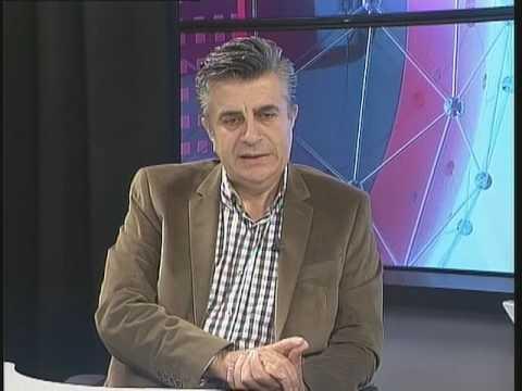 TUREB Başkanı Ahmet Zeki APALI Kanal V Ana Haber Bülteni