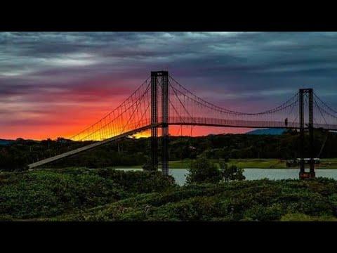 Barra Velha SC  Ponte Pensil